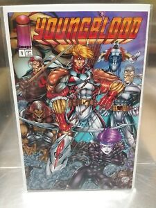 YOUNGBLOOD 1-10 IMAGE COMIC BOOK LOT 1995