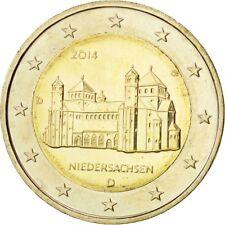[#424988] Allemagne, 2 Euro, Basse-Saxe, 2014, SPL, Bi-Metallic