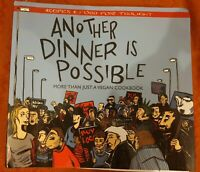 Vegan Another Dinner is Possible by Isy Paperback Book alternative informative