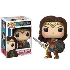 Funko Pop 172# Superman VS Batman - Wonder Woman PVC Action Figure Toy Doll Gift