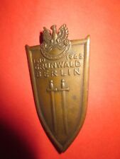 Odznaka Grunwaldzka - Poland - Badge Military Grunwald - Berlin 1410 - 1945
