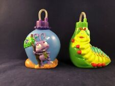 BUGS LIFE - DOT AND HEIMLICH MINI SIPPER BOTTLES WITH SCREW ON/OFF CAPS