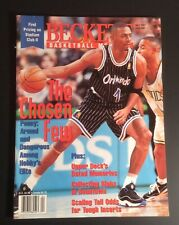 Beckett Basketball Card Monthly April 1997 #81 Penny Hardaway Cover