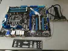 MAINBOARD ASUS P7H57D-V EVO LGA1156 CON MASCHERINA E BRACKET USB+SATA