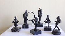 VINTAGE Bronze Circus Sculptures - Collection Francais!!