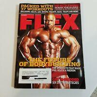 FLEX bodybuilding magazine PHIL HEATH August 2006
