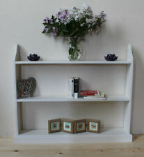 Pine Bookcases Furniture DVD 3 Shelves