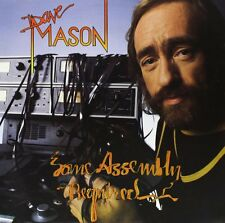 Dave Mason ‎– Some Assembly Required Vinyl LP NEW Traffic Fleetwood Mac