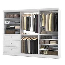 Versatile by Bestar 108in Classic kit in White-40852-17