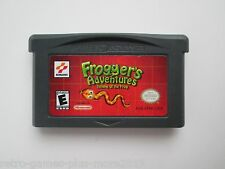 Frogger's Adventures: Temple of the Frog (Game Boy Advance, 2001) Game Only-NTSC