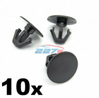 VVO® 5mm Plastic Trim Clips for Nissan Qashqai & X-Trail Lower Door Rubber Seals