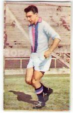 figurina - LAMPO CALCIO Stagione 1961 REC. numero 43 CATANIA BUZZIN