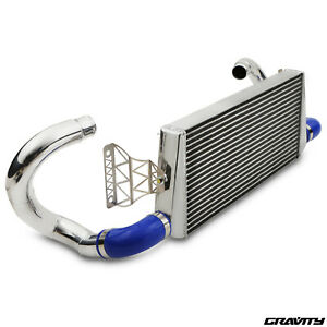 ALUMINIUM ALLOY FRONT MOUNT INTERCOOLER FMIC KIT FOR AUDI TT 8N 1.8T 225 98-06