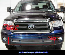 Fits Toyota Tundra Bumper Billet Grille Grill 2010-2012