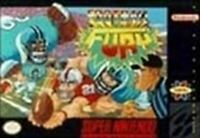 Football Fury - Nintendo SNES Game Authentic