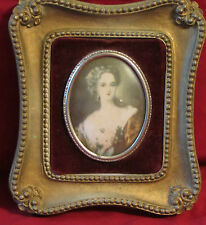 Vintage Cameo Mrs Chaplin by George Romney