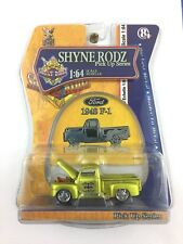 Yat Ming Shyne Rodz 48 1948 Ford F-1 Pick Up Truck Series Die Cast 1/64 Scale