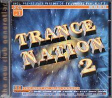 TRANCE NATION 2 BY CLAUDIO DIVA - 2 CD (OTTIME CONDIZIONI)
