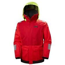 Helly Hansen Newport Coastal Jacket Alert Red