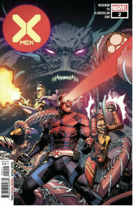 Marvel Comics X-Men #2 2019 First Appearance of High Summoner X of Swords NM