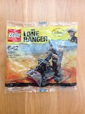 NEW LEGO 30260 Disney The Lone Ranger's Pump Car Present Toy