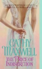 The Price of Indiscretion, Cathy Maxwell, Good Book
