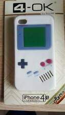 COQUE PLASTIQUE RIGIDE NINTENDO GAME BOY IPHONE 4/4S