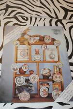 The New Berlin Co. Counted Cross Stitch Pattern Leaflet (18 Ornament desings)