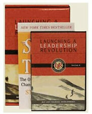 Launching a Leadership Revolution Corporate LLR - Lesson 4 - 4 Audio CDs & Book