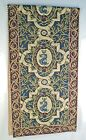 Tapestry Design Renaissance  Woven Art New York Dolphin Trident Table Runner