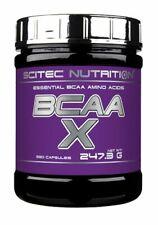 SCITEC NUTRITION BCAA X 330 Kapseln