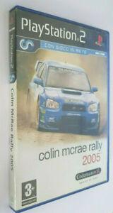 Colin McRae Rally 2005 - Playstation 2 PS2