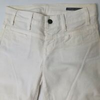 Citizens of Humanity Womens White Jeans (w/ Flaws) Up-Cycle Project Ready! 27""