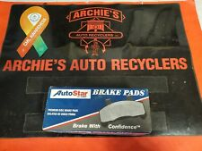 MD522 Brake Pads Semi Metallic Set For Plymouth Acclaim Grand Voyager// 15 Wheel