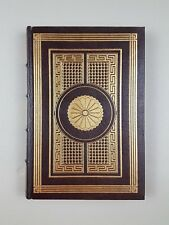 Plato Dialogues On Love and Friendship Leather Collectors Edition Easton Press