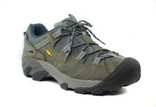 KEEN Men's Targhee II Hiking Shoe,Gargoyle/Midnight Navy,11.5 M US