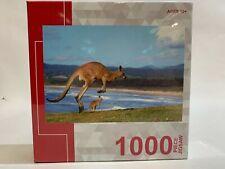NEW - Kangaroo 1000 piece jigsaw puzzle 50cm x 68cm - RRP $20