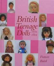 BOEK/LIVRE/BOOK : BRITISH TEENAGE DOLLS/POUPÉE BRITANNIQUE/ENGELSE POPPEN POP