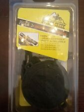 Butler Creek Quick Detatch Scope Cover Twin Pack - Multi Size Eye / Obj - #40031