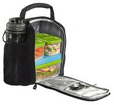 Insulated Lunch Bag Food Storage Container Kids  School Picnic Carry Box Travel