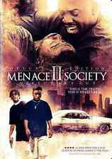 MENACE II SOCIETY w/ Larenz Tate 2 To ON DVD BRAND NEW Rare!