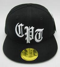 CPT Snapback Hat Cap Compton California Flat Bill South Central LA Black New