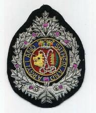 Argyll & Sutherland Highlanders Aufnäher handgestickt