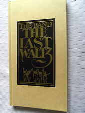 CD  COFFRET   THE BAND   THE  LAST WALTZ