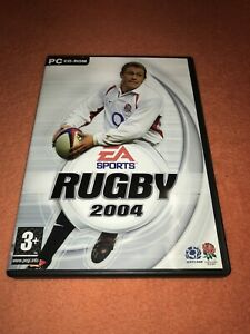 Rugby 2004 ea sports     Pc game