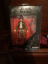 "NEW! Hasbro Star Wars Black Series Exclusive CAPTAIN CASSIAN ANDOR  3.75"" Figure"