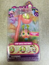 NEW 2010 Zoobles Spring to Life Petal Point Collection Toy Arizona #191 NEW! NIB