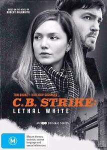 CB Strike - Lethal White : NEW DVD