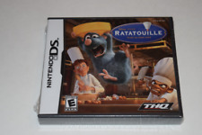 Ratatouille Food Frenzy Nintendo DS Video Game New Sealed