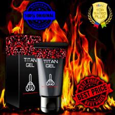Gel intime lubrifiant TITAN GEL  hommes 100% d'original l'amélioration XOXO